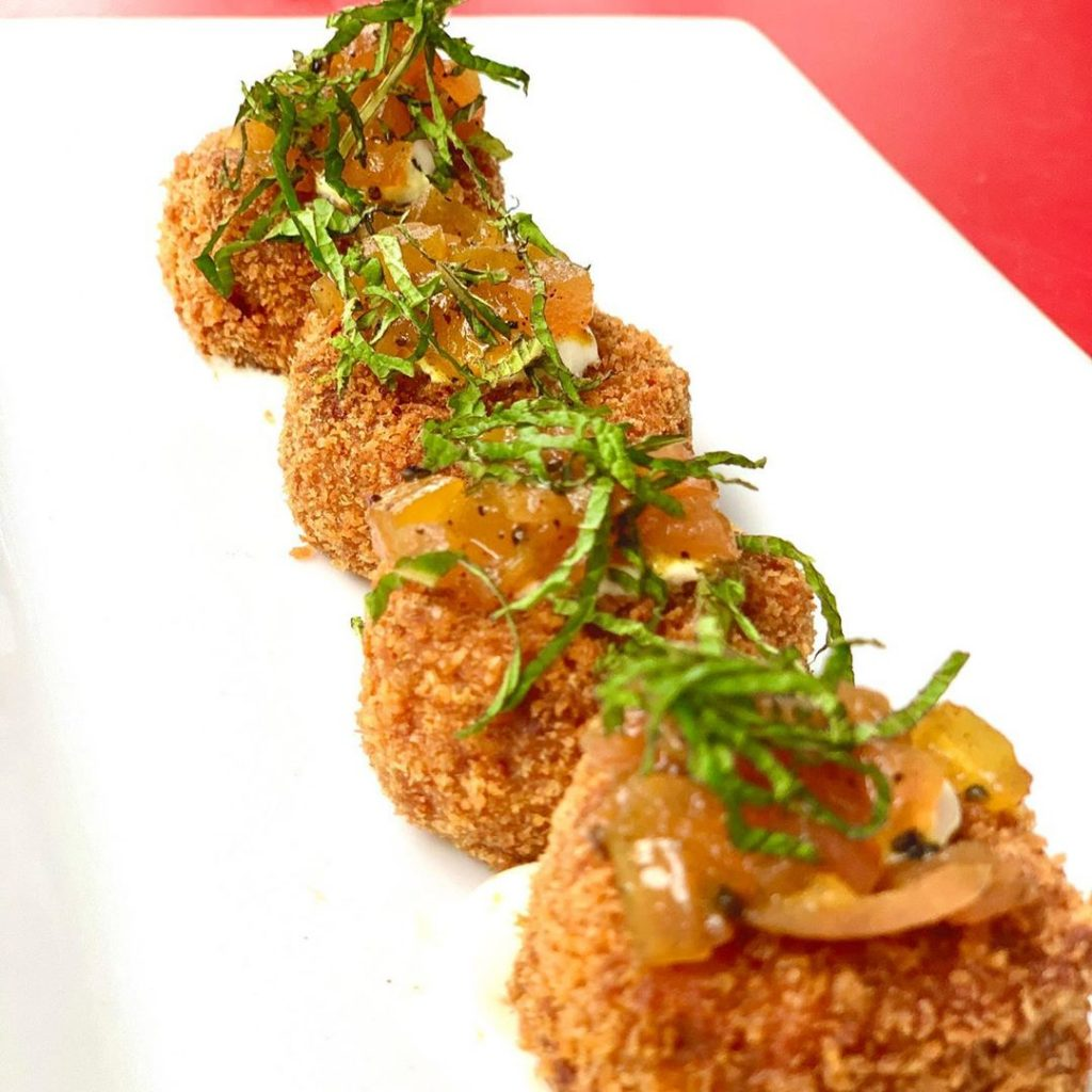 Butter Chicken Croquettes